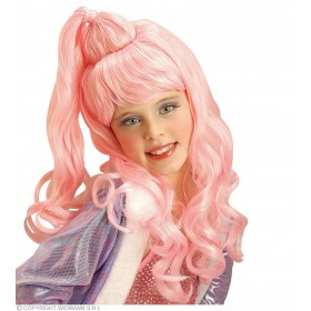 Kelly Jazz Girl Child Wig 2 Colours - Fancy Dress Girls