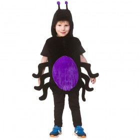 Child Tabard - Spider Fancy Dress Costume