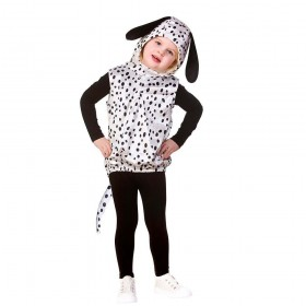 Child Tabard - Dalmatian Animal Fancy Dress Costume