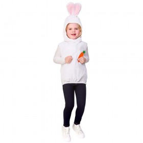 Child Tabard - Easter Bunny Animal Fancy Dress Costume