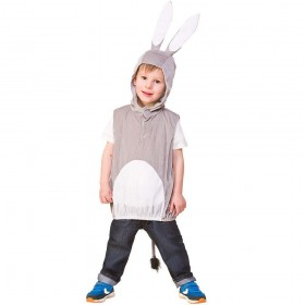 Child Tabard - Donkey Animal Fancy Dress Costume