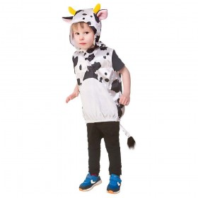 Child Tabard - Cow Animal Fancy Dress Costume