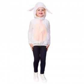 Child Tabard - Sheep Animal Fancy Dress Costume