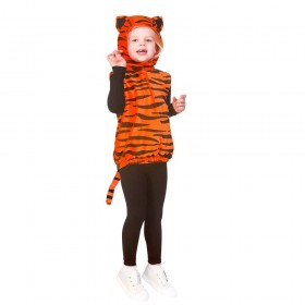 Child Tabard - Tiger Animal Fancy Dress Costume