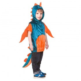 Child Tabard - Dinosaur Animal Fancy Dress Costume
