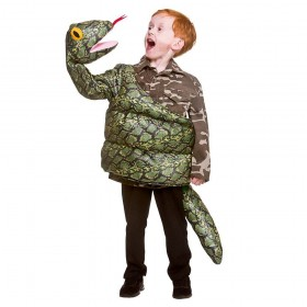 Child Snake Animal Fancy Dress  Costume