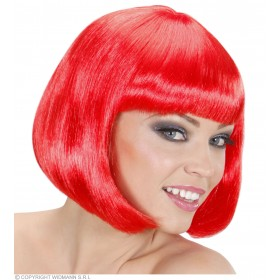 Ladies Lovely Wig - Red Wigs - (Red)
