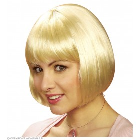 Michelle Wig Blonde - Fancy Dress