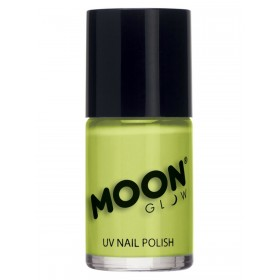 Moon Glow Pastel Neon UV Nail Polish Yellow