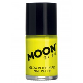 Moon Glow - Glow in the Dark Nail Polish Yellow