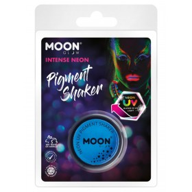 Moon Glow Intense Neon UV Pigment Shakers White