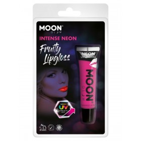 Moon Glow Intense Neon UV Fruity Lipgloss Pink