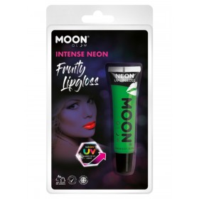 Moon Glow Intense Neon UV Fruity Lipgloss Green