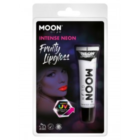 Moon Glow Intense Neon UV Fruity Lipgloss White
