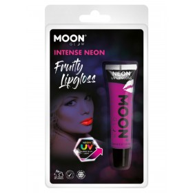 Moon Glow Intense Neon UV Fruity Lipgloss Purple