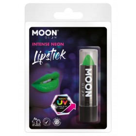 Moon Glow Intense Neon UV Lipstick Green