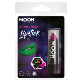 Moon Glow Intense Neon UV Lipstick Purple