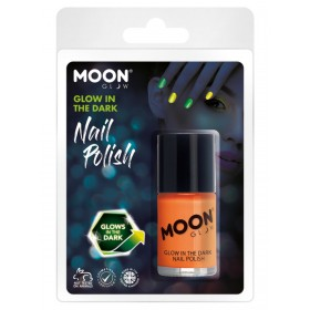 Moon Glow - Glow in the Dark Nail Polish Orange