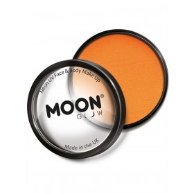 Moon Glow Pro Intense Neon UV Cake Pot Orange