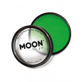 Moon Glow Pro Intense Neon UV Cake Pot Green