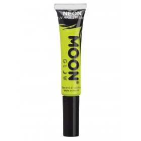 Moon Glow Intense Neon UV Hair Streaks Yellow