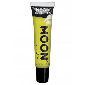 Moon Glow Intense Neon UV Fruity Lipgloss Yellow