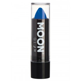 Moon Glow Intense Neon UV Lipstick Blue