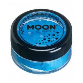 Moon Glow Intense Neon UV Pigment Shakers Blue
