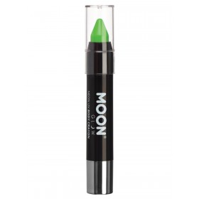 Moon Glow Pastel Neon UV Body Crayons Pastel Green