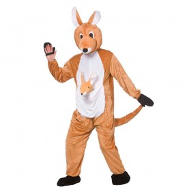 Mascot - Kangaroo Animal Costume