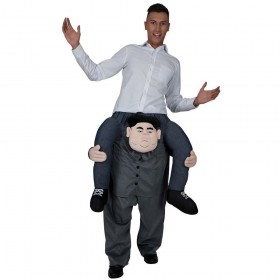 Carry Me® - Great Leader Costume