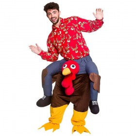 Carry Me® - Turkey Animal Costume