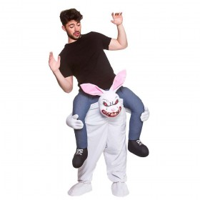 Carry Me® - Evil Bunny Halloween Costume