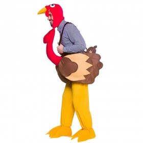 Adult Turkey Animal Costume