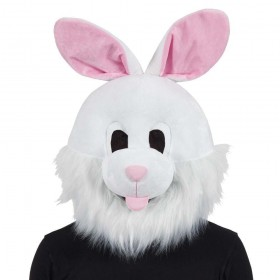 Bunny Head Adult Animal Masks