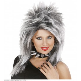 Punky Wig In Box - Fancy Dress