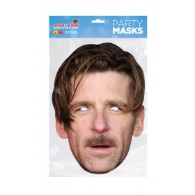 Paul Anderson Celebrity Face Mask