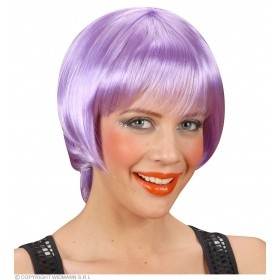 Rave Wig - Lilac - Fancy Dress