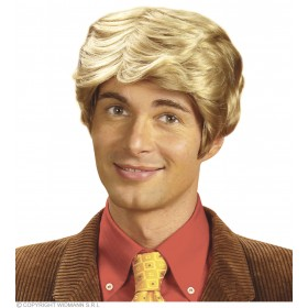 Rick Wig Blonde - Fancy Dress