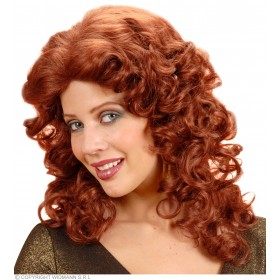 Rita Wig Auburn - Fancy Dress