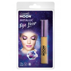 Cosmic Moon Metallic Eye Liner Gold