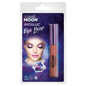 Cosmic moon Metallic Eye Liner Red