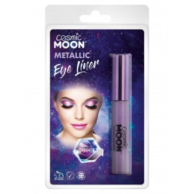 Cosmic Moon Metallic Eye Liner Purple