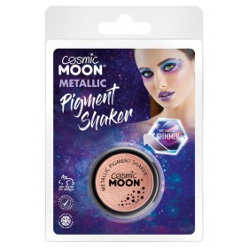 Cosmic Moon Metallic Pigment Shaker Rose Gold