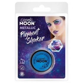 Cosmic Moon Metallic Pigment Shaker Blue