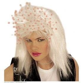 Lite Up Starlite Wig - Fancy Dress