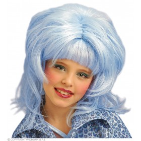 Jazz Girl Sharon Wig For Kids 2Cols - Fancy Dress