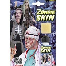 Zombie Skin In Bottle Halloween Accessory