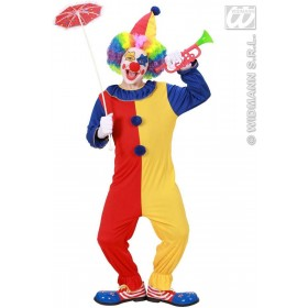 Clown Fancy Dress Costume (Clowns)