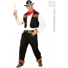 Cowboy Fancy Dress Costume Mens (Cowboys/Native Americans)